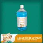 1 Litro - Solu��o de Limpeza para Cartuchos