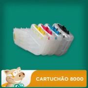 Cartucho HP 8000 Max Combo