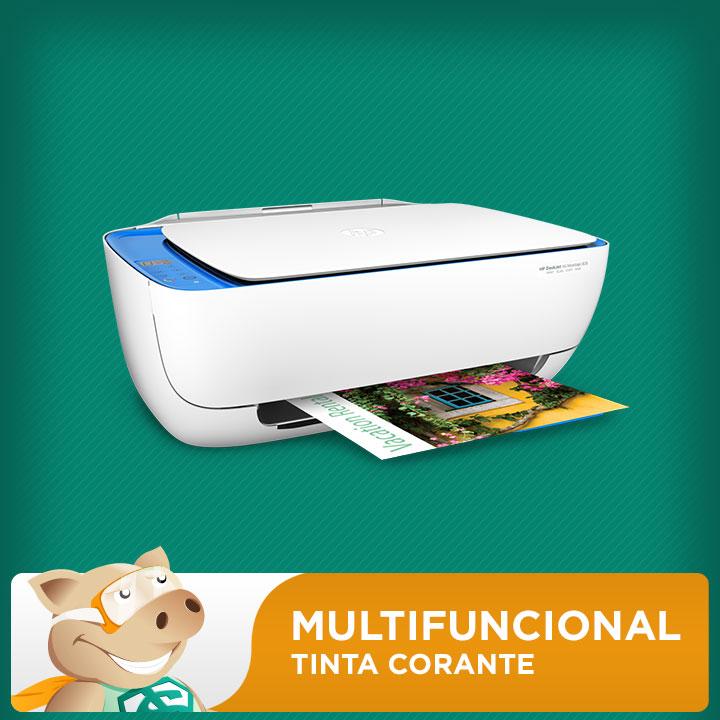 Multifuncional HP 3636  - ECONOMIZOU