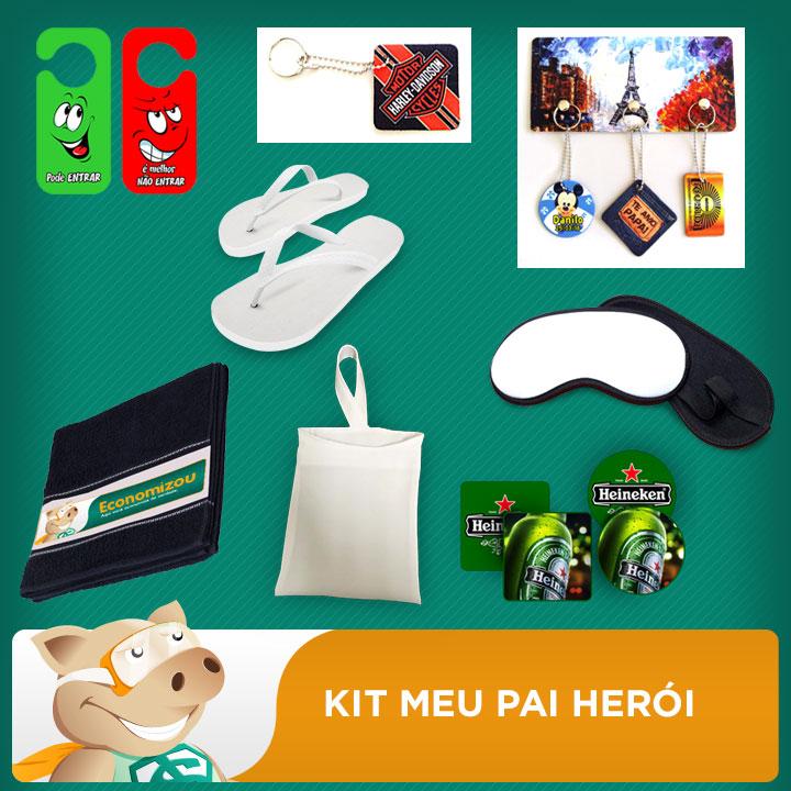 Kit Trabalhador  - ECONOMIZOU
