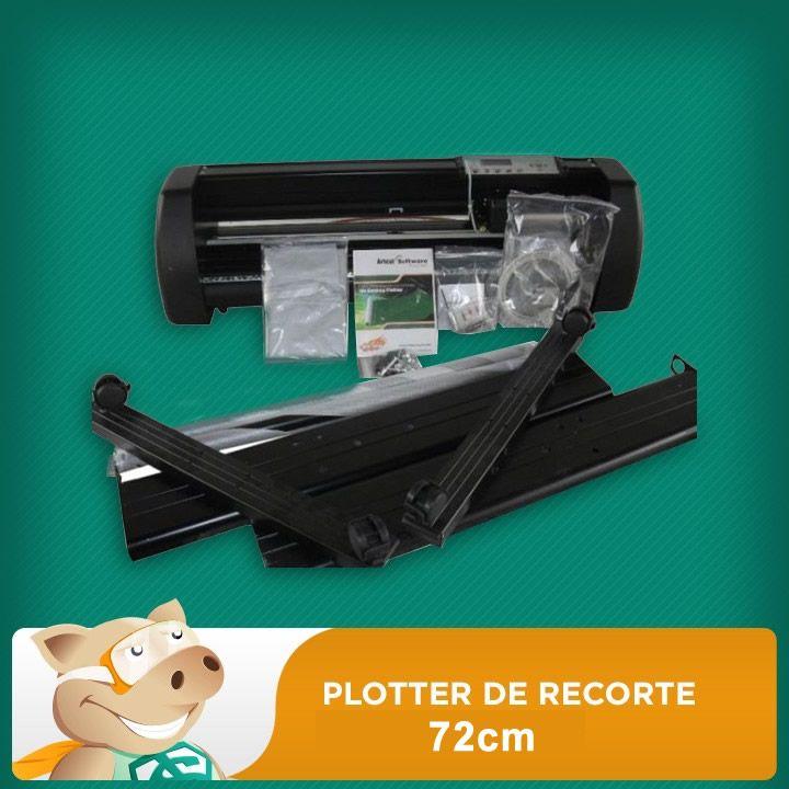 Plotter De Recorte 72cm De Boca Mira a laser   - ECONOMIZOU