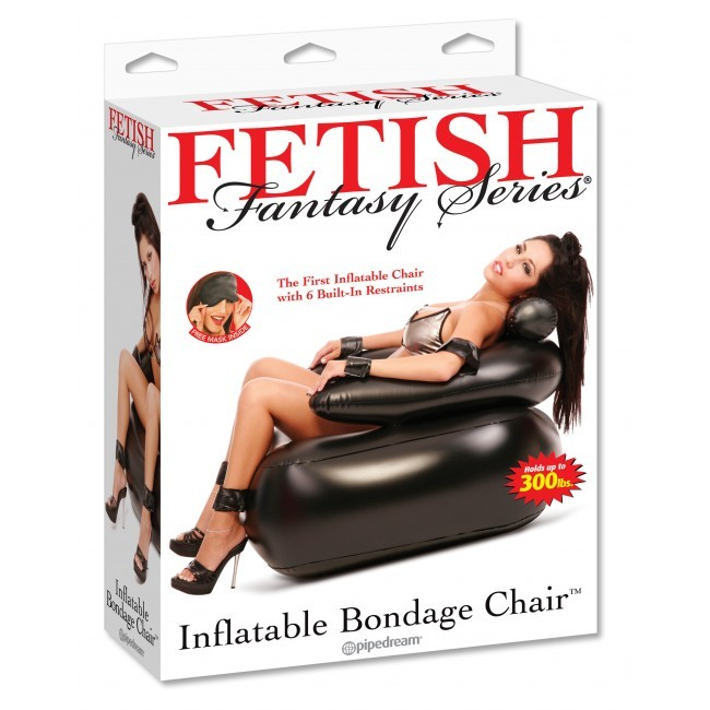 Cadeira Inflable Bondage Chair Fetish Fantasy Series - Mimus Presentes