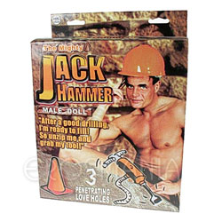 Jack Hammer The Mighty  - Mimus Presentes