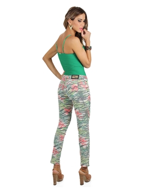 Calça print Planet Girls  - Mimus
