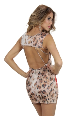 Vestido Leao Planet Girls  - Mimus Sex Shop