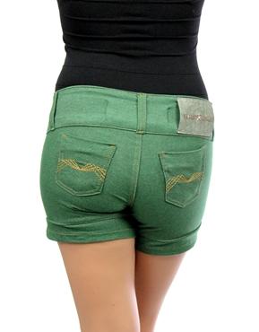 Shorts Spikes  Verde Planet Girls  - Mimus Presentes