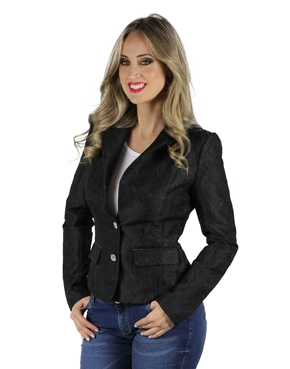 Blazer Rosas Planet Girls