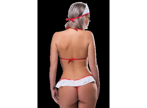 Mini Fantasia Enfermeira  - Mimus Presentes