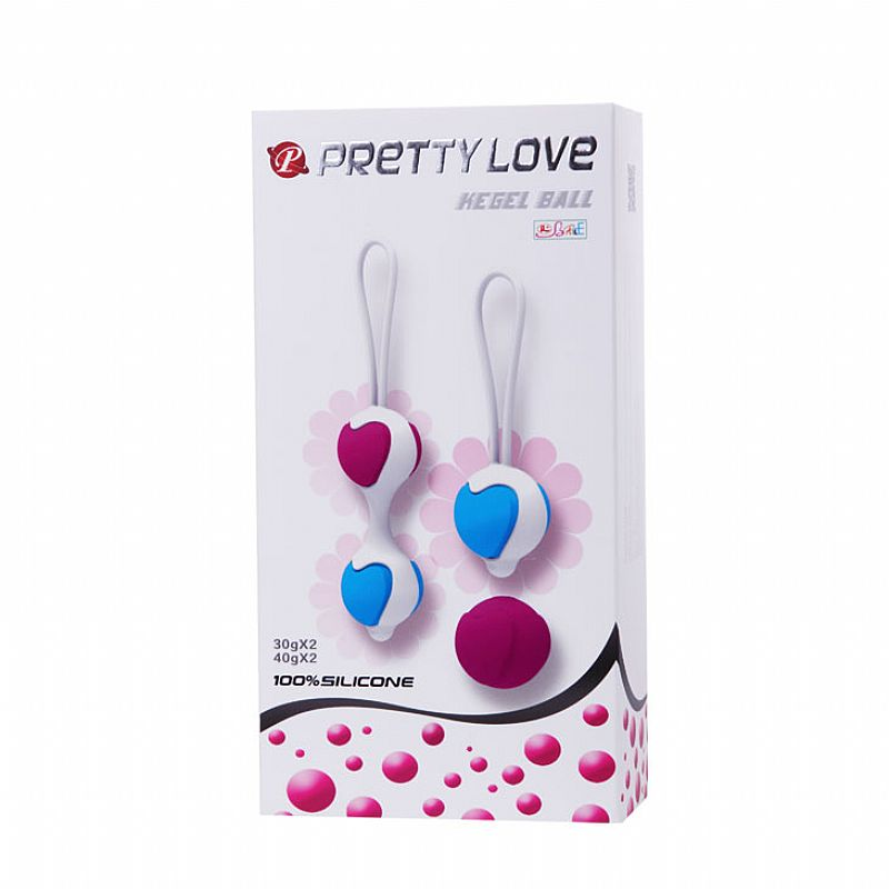 Bola Kegel dupla.Pretty Love  - Mimus Presentes