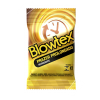 Preservativo Blowtex Prazer Prolongado   - Mimus Presentes