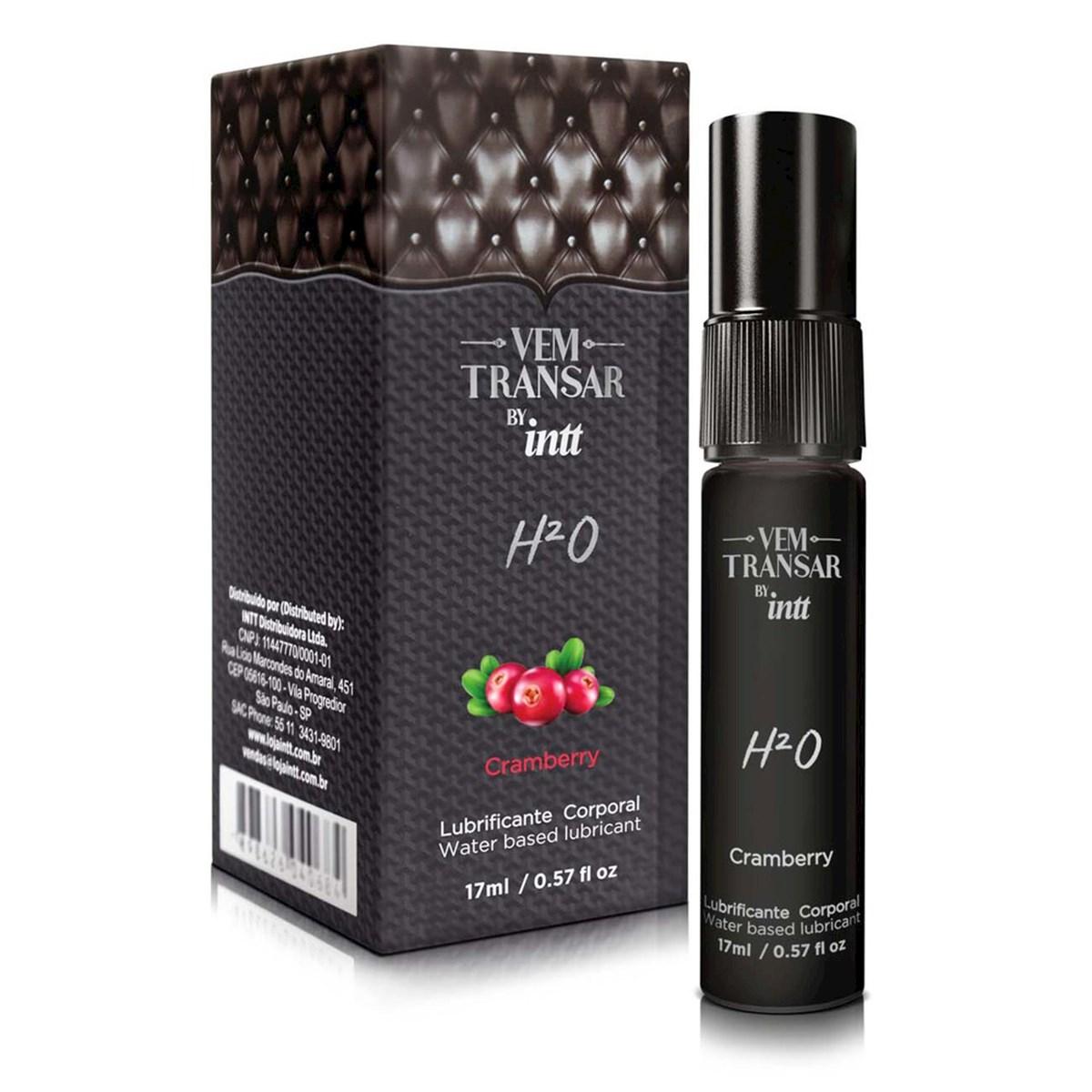 Lubrificante Íntimo Vem Transar H2O 17m
