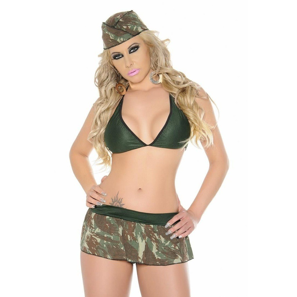 Kit Sensual Militar