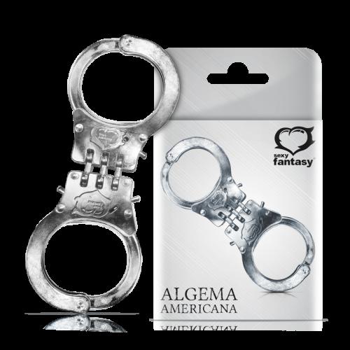 ALGEMA AMERICANA DE METAL