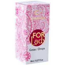 IN HEAVEN FOR LADY GOTAS EXCITANTES 8ML INTT  - Mimus Presentes