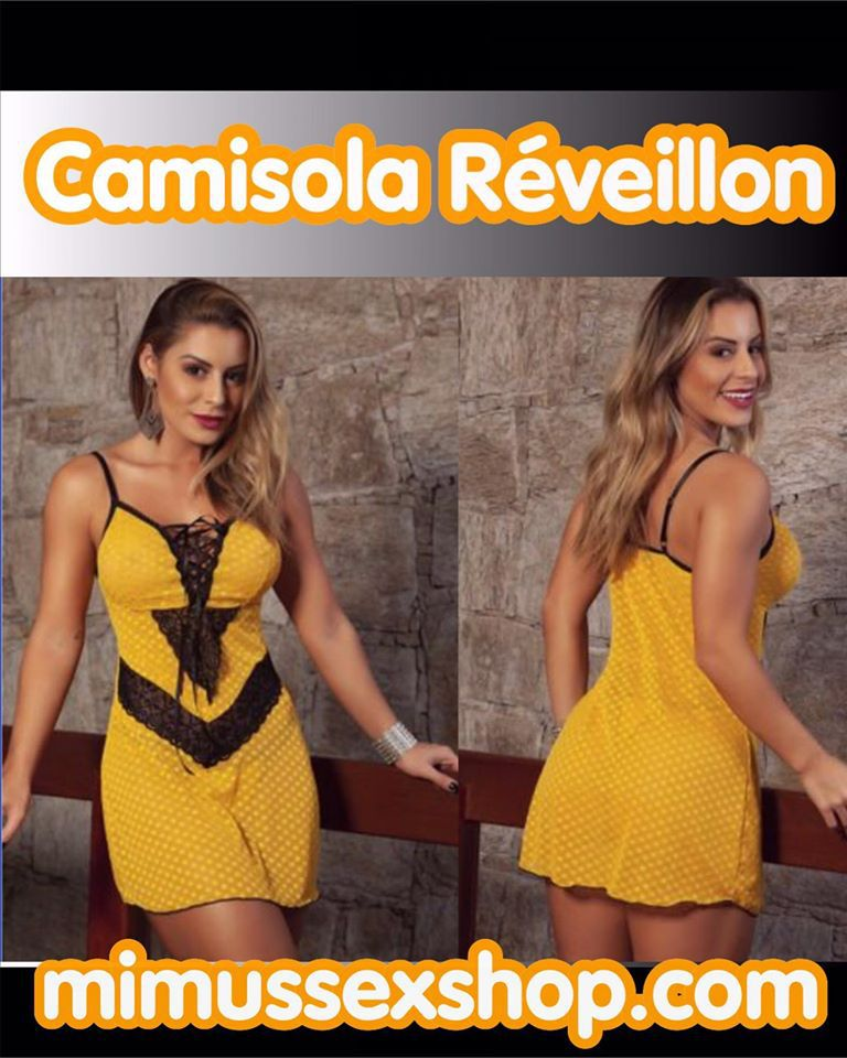 CAMISOLA REVEILLON