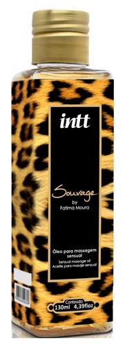 Sauvage óleo para massagem 130 ml