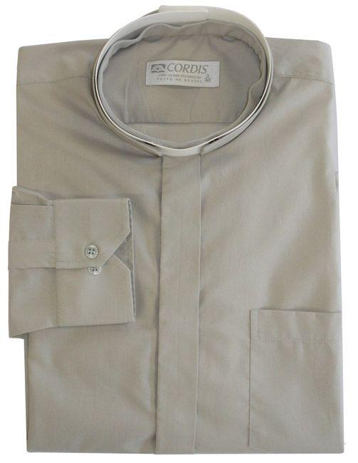 Camisa 168 Clerical Romana - M/L