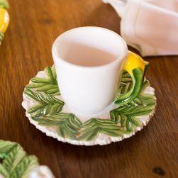 Xícara de Café Limão Siciliano Zanatta (unidade)