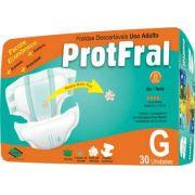 FRALDA GERIATRICA PROTFRAL G C/30