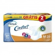 FRALDA GERIATRICA TENA CONFORT M 4 PCT.C/26 CXF