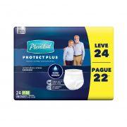 ROUPA INTIMA PLENITUD PROTECT PLUS P/M L24 PG 22