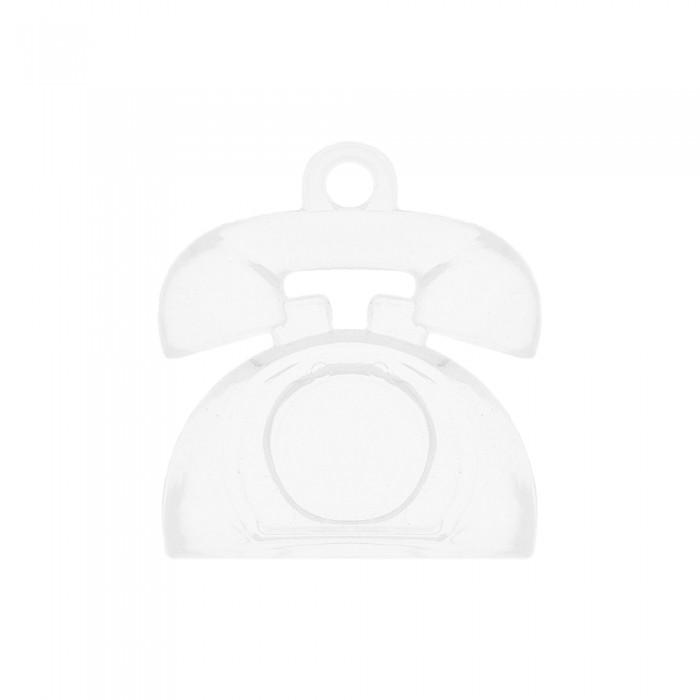 Pingente Telefone de Acrílico - 41mm