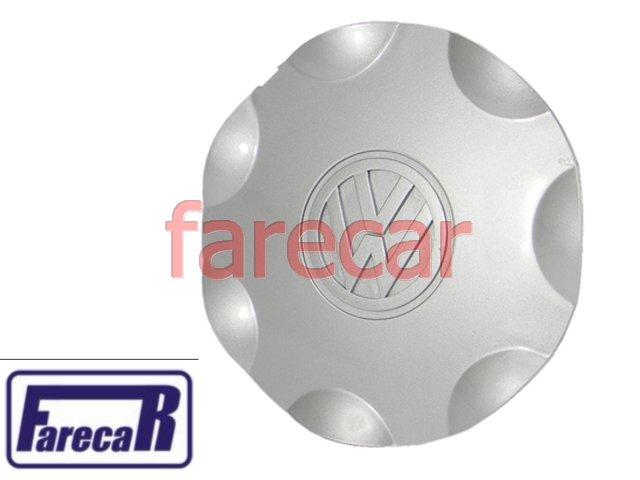 CALOTA TAMPA DO MIOLO DA RODA VW GOLF GTI GLX GL 1994 1995 1996 1997 1998  94 95 96 97 98  - Farecar Comercio