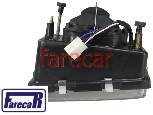 FAROL PRINCIPAL FIAT SPAZIO OGGI PANORAMA 147 IMPORTADO  - Farecar Comercio