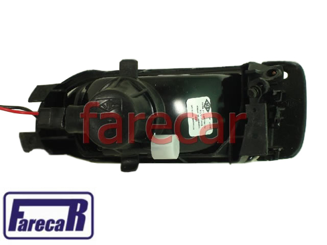 FAROL DE MILHA RENAULT CLIO MEGANE SCENIC 19 LAGUNA 96 A 99  - Farecar Comercio