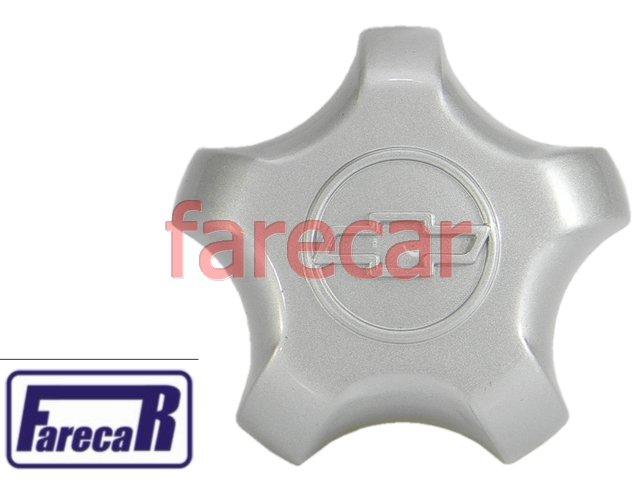 Calota Cubo Miolo Roda S10 Blazer 2001 Em Diante Nova 2633  - Farecar Comercio