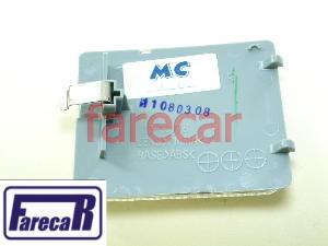 APLIQUE DEFLETOR AO LADO PISCA PASSAT 93 A 97 PEQUENO PCHOQU  - Farecar Comercio
