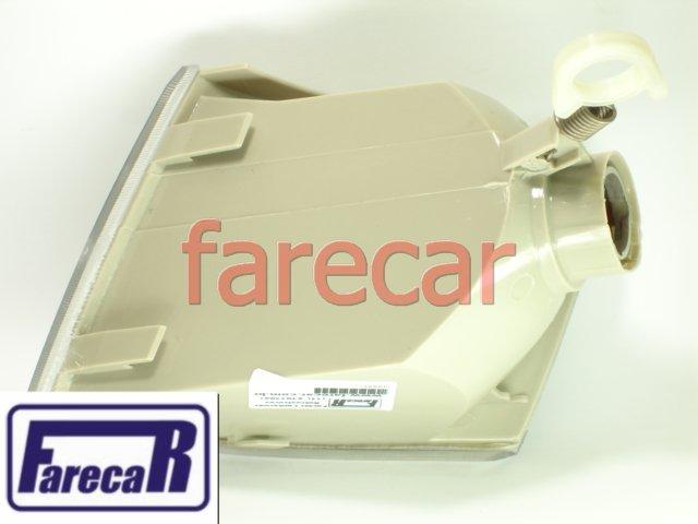 Lanterna Pisca Seta Escort E Verona 1993 1996 Nova Cristal  - Farecar Comercio