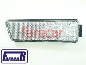 Lanterna Lateral Parachoque Perto Roda Golf Cristal  - Farecar Comercio