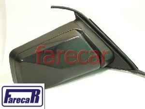 Espelho Retrovisor Monza 1985 A 1993 Controle Alavanca  - Farecar Comercio