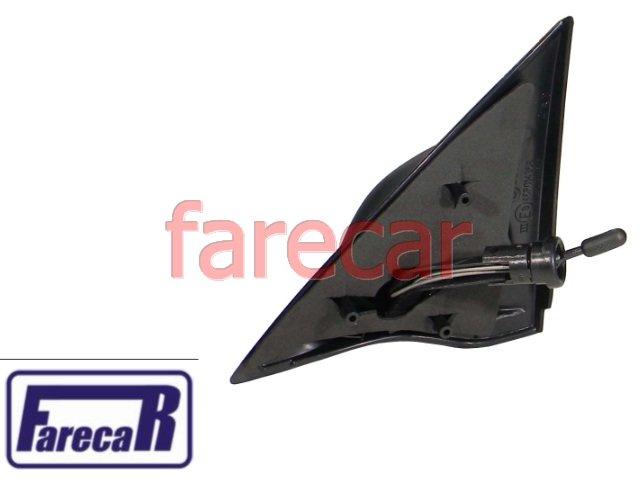 Espelho Retrovisor Escort Zetec 1997... Cofran  - Farecar Comercio
