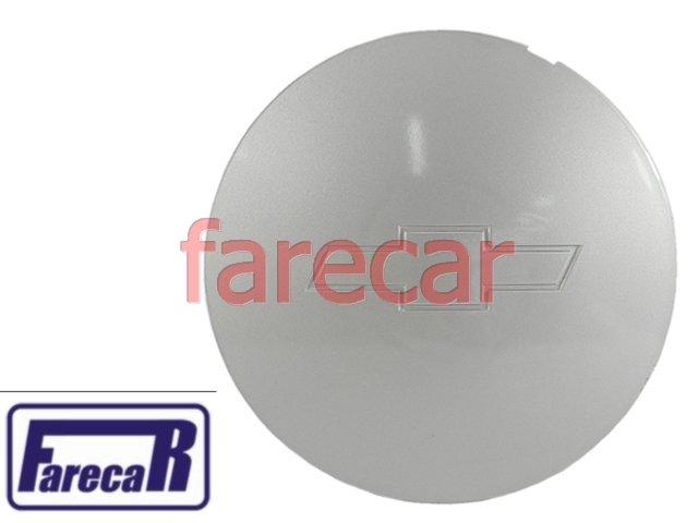 Calota Do Miolo Da Roda Aluminio Monza Sle 1982 A 1990  - Farecar Comercio