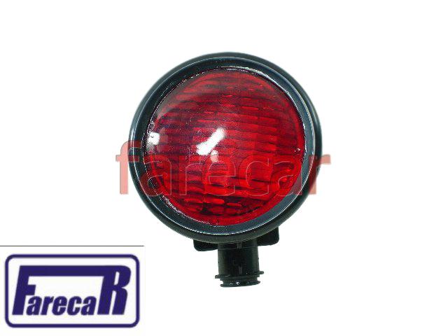 Lanterna Neblina Parachoque Ford Ka  - Farecar Comercio