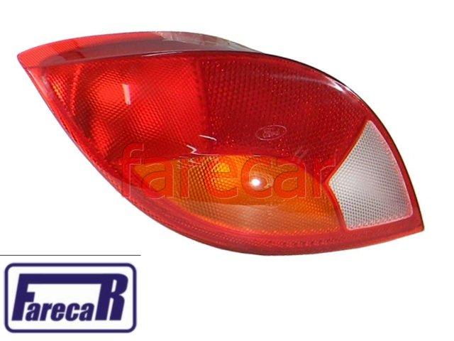 Lanterna Traseira Ford Ka 97 A 01 Tricolor Original Esquerda  - Farecar Comercio