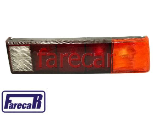 Lanterna Traseira Santana 85 A 90 Tricolor Nova  - Farecar Comercio
