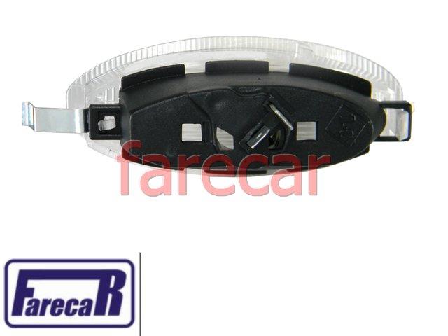 Lanterna Placa Corsa Kadett Vectra Classic  - Farecar Comercio