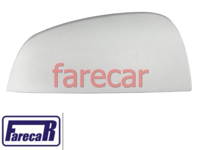 Capa Espelho Retrovisor Meriva Celta Novo Prisma Para Pintar  - Farecar Comercio