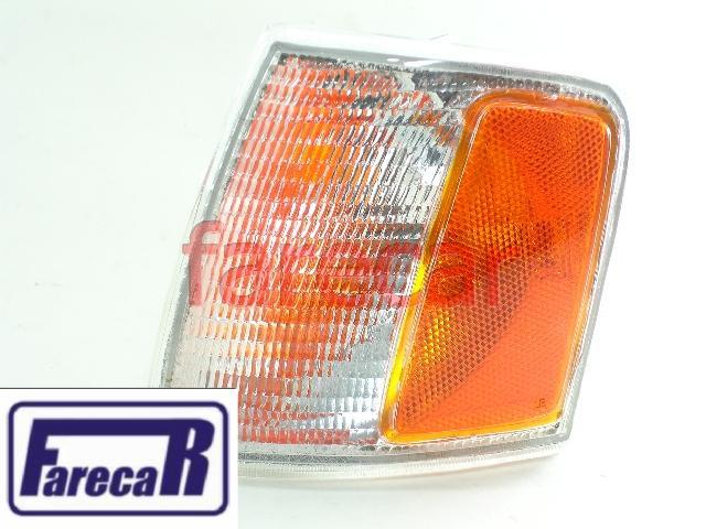 Lanterna Pisca Seta Cristal Com Ambar Gm S10 Blazer S-10 S10 1995 a 2000 1996 1997 1998 1999 95 96 97 98 99 00  - Farecar Comercio
