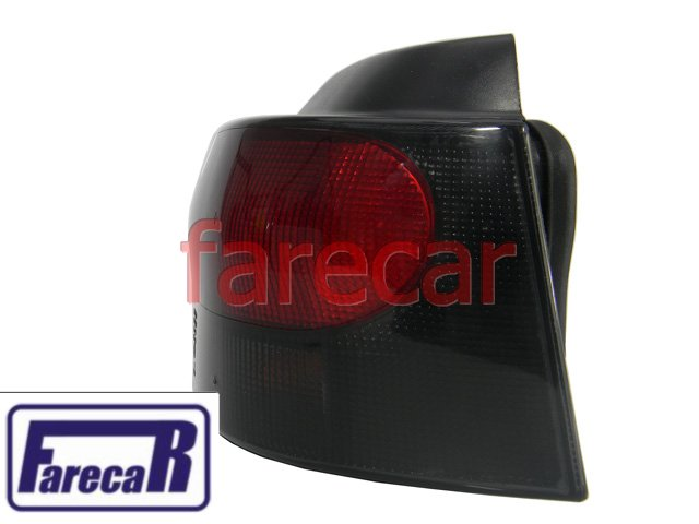 Lanterna LADO DIREITO Marca IPV Renault Clio 1996 A 1999 96 97 98 99 1997 1998  - Farecar Comercio