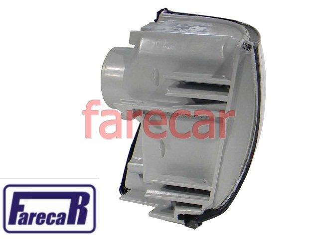 Lanterna Dianteira Pisca Seta Fiat Tipo Fume Nova  - Farecar Comercio