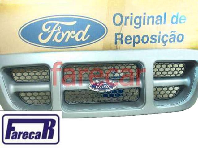Grade Radiador Ranger Storm Original Ford Nova  - Farecar Comercio