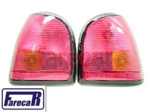 Par Lanterna Gol Bola Rosa Colors Line Arteb  - Farecar Comercio