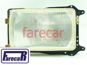Farol Original Cibié Passat 1979 A 1982 Biodo Esquerdo  - Farecar Comercio