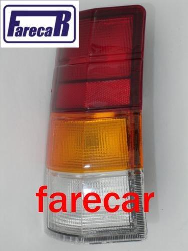 Lanterna Traseira Ipanema Tricolor Nova Original Arteb  - Farecar Comercio