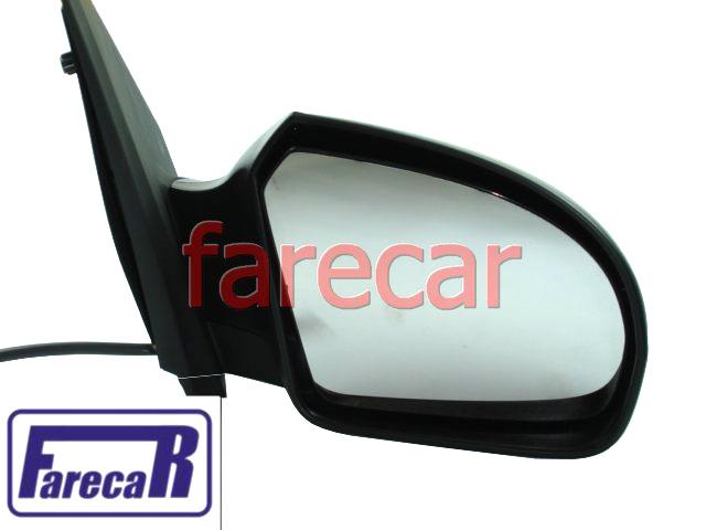 Espelho Retrovisor Eletrico Fiesta Supercharger Direito  - Farecar Comercio