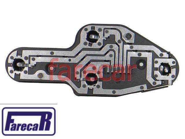 Soquete Circuito Lanterna Traseira Fiat Marea Sedan  - Farecar Comercio
